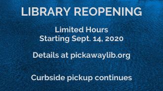 Library Reopening To Public Sept. 14